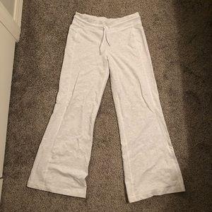 Lululemon Wide Leg Lounge Pants